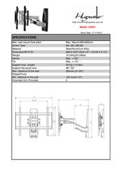 Highgrade A4041 HG-A4041 Leaflet