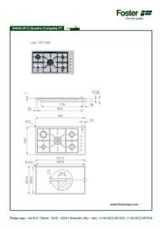 Foster 7271 032 7271032 Leaflet
