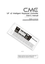 CME uf50 User Guide