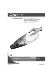 Clatronic AKS 828 281 052 Data Sheet