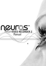 Neuros mpeg4 recorder 2 User Manual