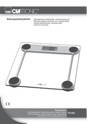 Clatronic PW 3368 271 666 User Manual