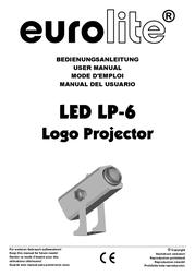 Eurolite LP-6 51799336 Data Sheet