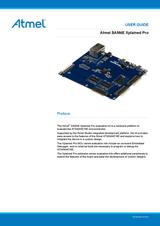 Atmel Xplained Pro Evaluation Kit ATSAM4E-XPRO ATSAM4E-XPRO Data Sheet