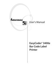 Genicom 3400e User Manual