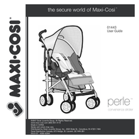 Maxi-Cosi PERLE 1443 User Manual