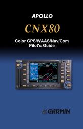 Apollo CNX80 User Manual