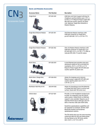 Intermec Multi-Dock 871-026-001 User Manual