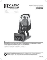 Classic Accessories 08CH56_10159 User Manual
