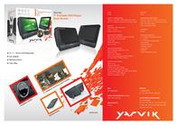 Yarvik PDV102 Leaflet