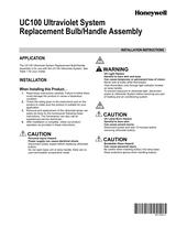 Honeywell UC100 Manual Do Utilizador