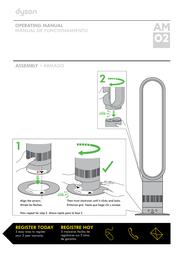 Dyson AM02 User Manual