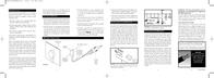 Niles Audio TS100 Leaflet