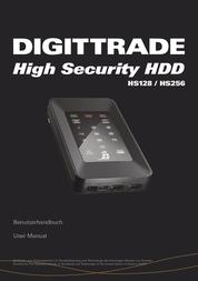 Digittrade HS128 120GB SSD HS128-120SSD User Manual