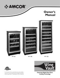 Amcor WV 150 User Manual