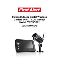 First Alert DW-702 User Manual
