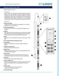 Enlogic EN1111 Data Sheet