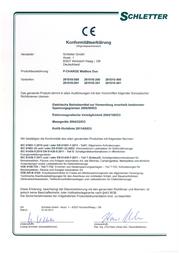 Schletter 261010-300 Electric Cars Schletter 261010-300 Electric Cars N/A 261010-300 Data Sheet