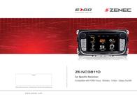 Zenec ZE-NC3811D User Manual