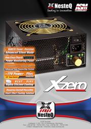 NesteQ XZ-500 Leaflet