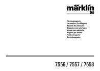 Maerklin Märklin 07558 Size H0 07558 Data Sheet