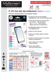 MyScreen Mix antiBacterial 5907996003037 产品宣传页