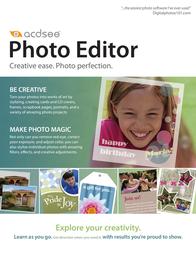 ACD Systems Photo Editor ACDPE400BX-ENEU Leaflet