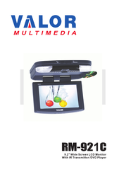 Valor rm-921c User Guide