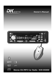 DK digital dcr-b5000 User Guide