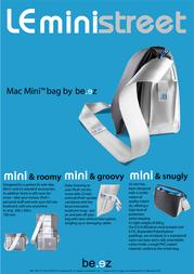 be.ez Le mini Street 110024 Leaflet