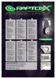 XCPD RT-788V Leaflet