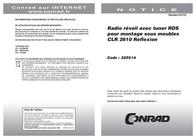 Reflexion CLR2610USB User Manual