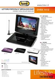 Trevi DVBX 1412 0141200 Leaflet