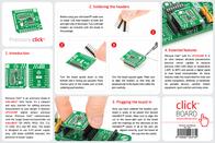 Mikroelektronika MikroE Development Kits MIKROE-1422 Data Sheet
