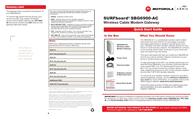 Arris SBG6900 User Manual