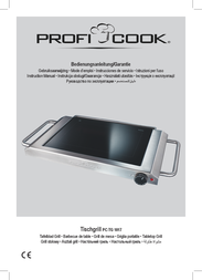 ProfiCook PC-TG 1017 501017 Data Sheet