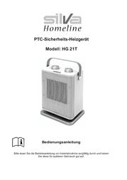 Silva Homeline PTC heater White, Grey 890022 890022 Data Sheet