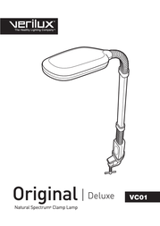Verilux VC01 User Manual