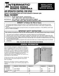 Intermatic rc2403rt User Guide