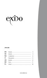 Exido 246-029 User Manual