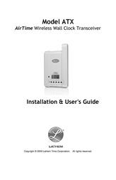 Lathem ATX User Manual