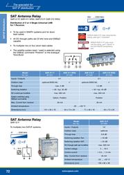 Spaun SAR 212 F 871429 Leaflet
