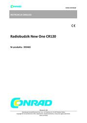 NewOne CR120 User Manual