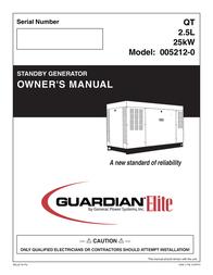 Elite 005212-0 User Manual