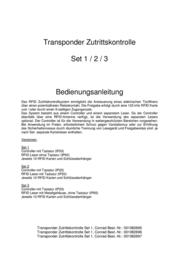 Quickcool Radio modules QW-LF-SET3 Data Sheet