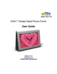 GiiNii GN-711W User Manual