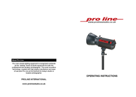 Pro Line Studio Apollo X-180 780150 User Manual