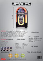 Ricatech RR1000 656000 Leaflet