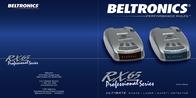 Beltronics RX65 Owner's Manual