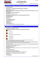 Xavax 00110788 300 ml 00110788 Data Sheet